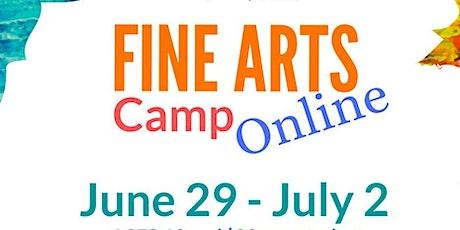 Fine Arts Camp 2020 tickets