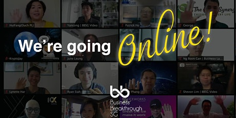 'LIVE' Online Business Networking Event! tickets