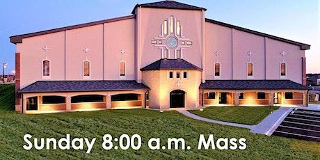 Sacred Heart of Jesus 8:00 a.m. Sunday Mass - Shawnee Kansas tickets