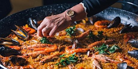 Spanish Cuisine & Conversation - Dinner tickets