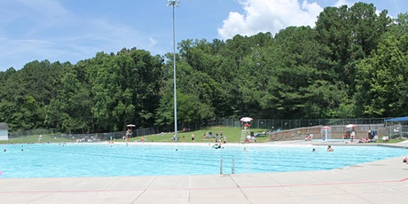 Daily Swim Admission Oak Ridge Outdoor Pool tickets