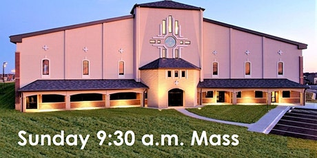 Sacred Heart of Jesus 9:30 a.m. Sunday Mass - Shawnee Kansas tickets