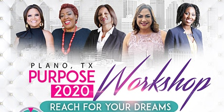 Purpose 2020 Conference tickets