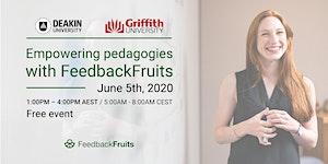 Empowering pedagogies with FeedbackFruits