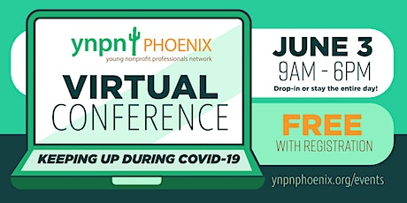 YNPN Phoenix Virtual Conference: Keeping Up During COVID-19 tickets