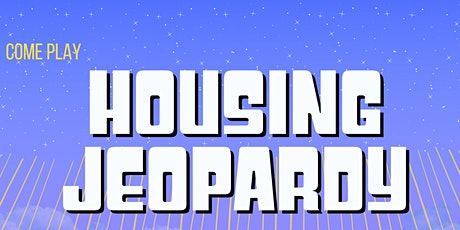 [POSTPONED] SV@Home Jeopardy - Affordable Housing Month 2020 tickets