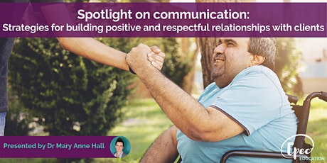 Strategies for building positive and respectful relationships tickets