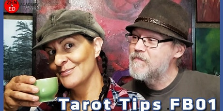 FB How To Read Tarot Cards - Free Tarot Lessons Online (Weekly Tarot Tips) tickets