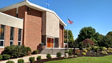 St. Mark R.C. Church logo