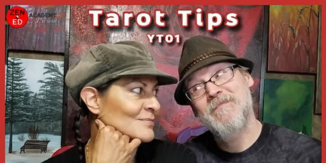 YT How To Read Tarot Cards - Free Tarot Lessons Online (Weekly Tarot Tips) tickets