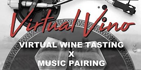Virtual Vino tickets