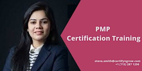 PMP 4 Days Certification Training in Alameda, CA,USA tickets