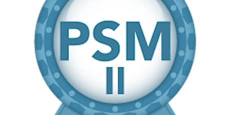 Advance Scrum Master (PSM II) training - Asia Pacific tickets