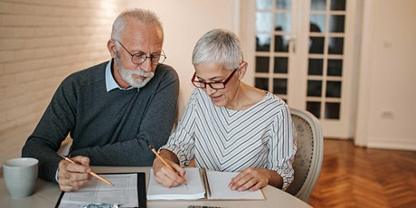 Avoid the Mistakes My Father Made – Prepare for and Protect Your Retirement Income and Lifestyle tickets
