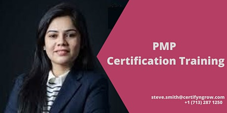 PMP 4 Days Certification Training in Altadena, CA,USA tickets