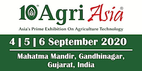 10th Agri Asia Exhibition & Conference tickets