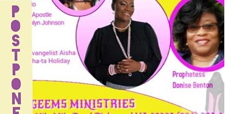 Postponed 31 Pearls of Wisdom Womens Conference Authenticity Embracing Yourself tickets