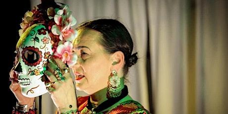 Frida Kahlo - Erinnerung an eine offene Wunde entradas