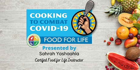 Cooking to Combat COVID-19: Immune Boosting Foods tickets