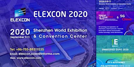 ELEXCON tickets