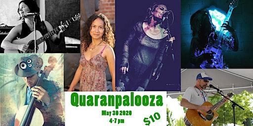 QuaranPalooza Livestream Music Fest
