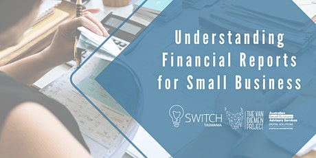 BRP: Lunch & Learn: Understanding Financial Reports for Small Business tickets