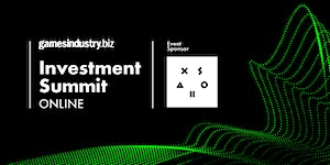 GamesIndustry.biz Investment Summit Online