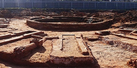 The Archaeology of HS2 - Uncovering the Curzon Street roundhouse tickets