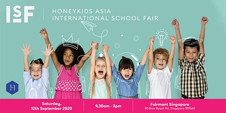 The HoneyKids Asia International School Fair tickets