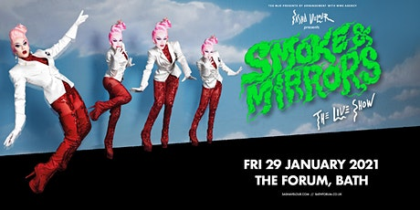 Sasha Velour - Smoke & Mirrors Tour (Forum, Bath) tickets