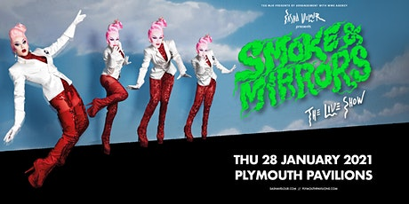 Sasha Velour - Smoke & Mirrors Tour (Plymouth Pavilions, Plymouth) tickets