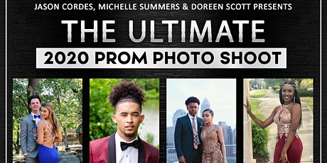 The Ultimate 2020 Prom Photo shoot tickets