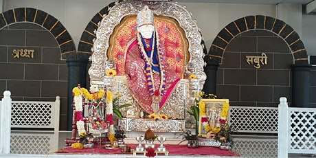 Regents Park Sai Temple Darshan Booking tickets