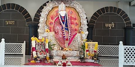 Regents Park Sai Temple Darshan Booking tickets