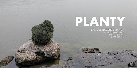 Planty tickets
