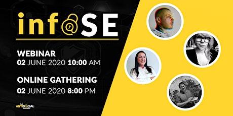 InfoSE - Social Engineering & Security Awareness tickets