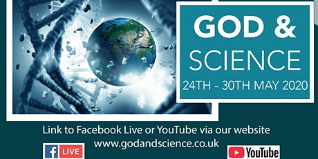 God and Science tickets