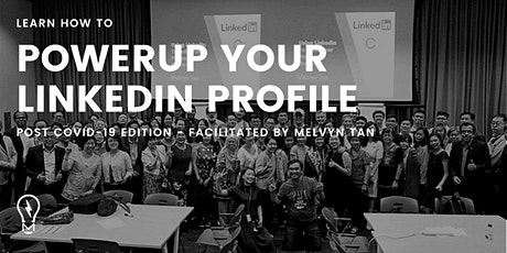 Powerup Your LinkedIn Profile tickets