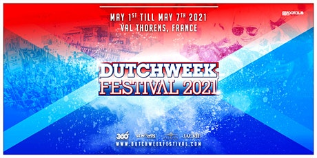 Dutchweek Festival 2021 tickets