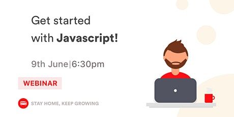 [Webinar] Get Started with Javascript tickets