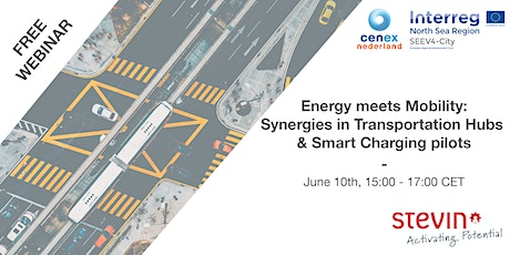 Energy synergies in transportation hubs & smart charging pilots tickets
