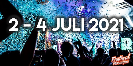 Zomerfestival Mosaïque 2021 tickets