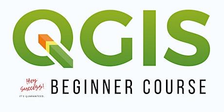 QGIS Beginner Course tickets