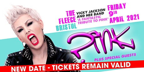 PINK Tribute - Vicky Jackson & Her Band tickets