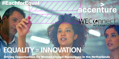 Equality = Innovation tickets