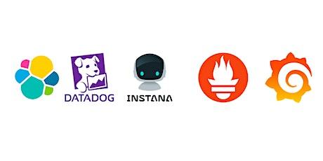 DevOps Monitoring Hands-On Workshops (2 days) - Online (PDT) | August 11-12 tickets
