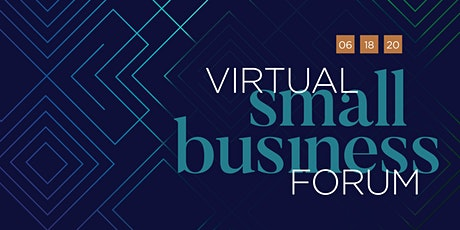 U.S. Securities and Exchange Commission's Virtual Small Business Forum tickets