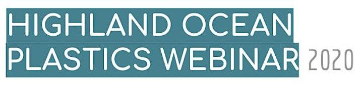 Highland Ocean Plastics Webinar 2020 image