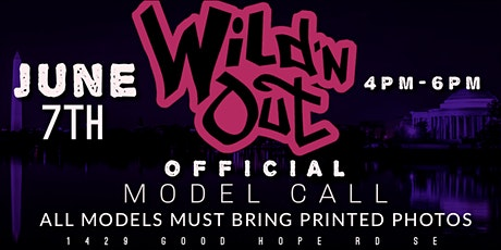 WILDN OUT GIRLS SEARCH tickets