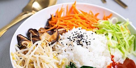 VEGANES CROSSOVER DURCH ASIEN - Die Vielfalt der veganen Asia-Küche  Tickets